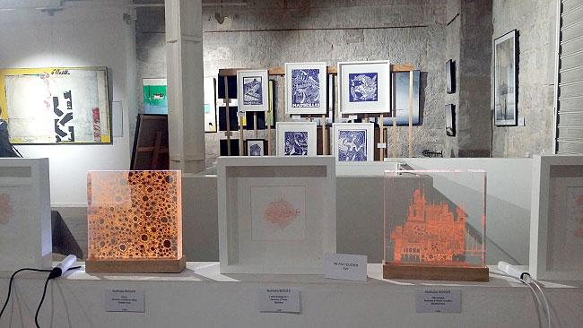 Une exposition regroupant 6 artistes marseillais
