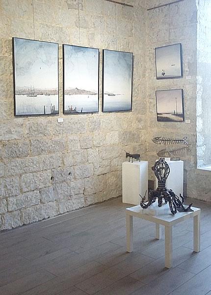 première exposition de Galerie1809