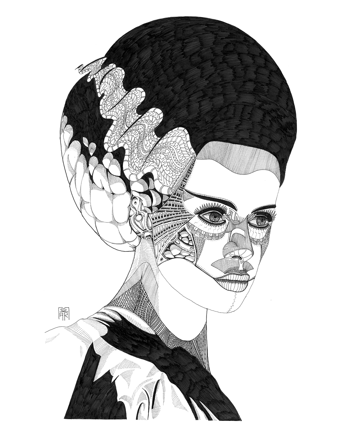 julienmarty brideoffrankenstein1