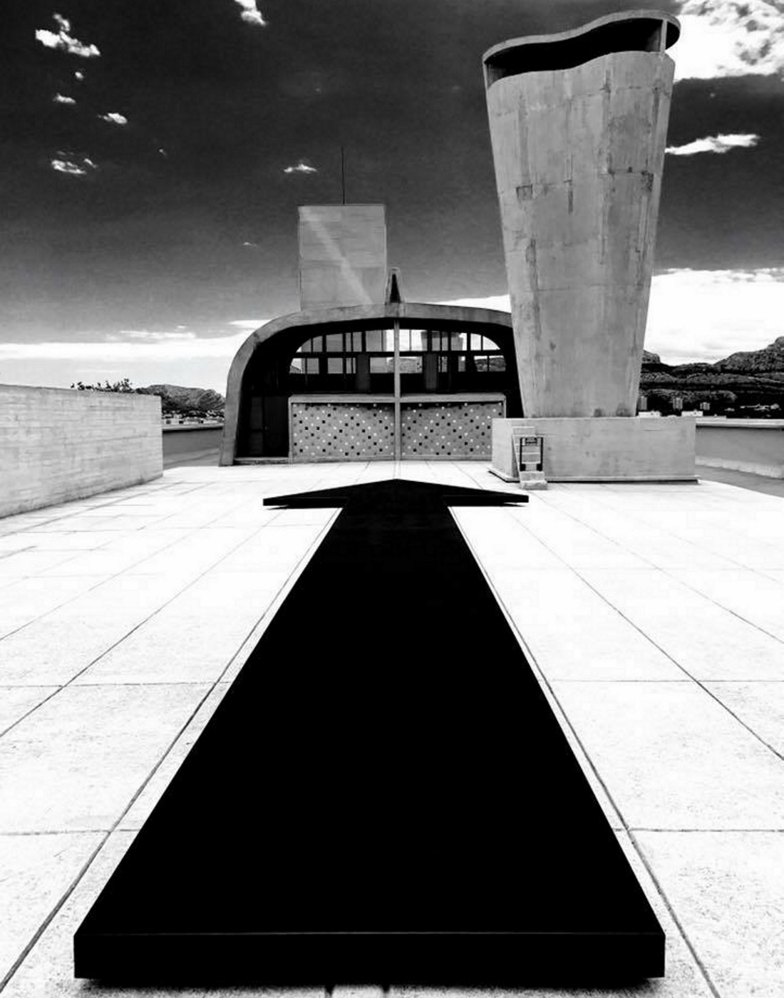 photo corbusier marseille