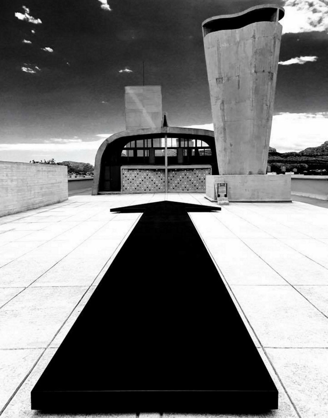 photo corbusier marseille
