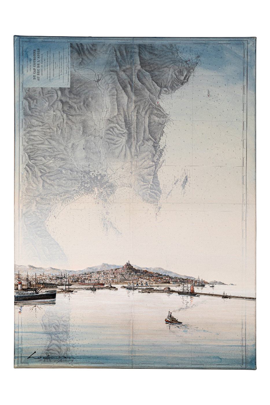 Letestu Notredamedelagarde1, Galerie1809