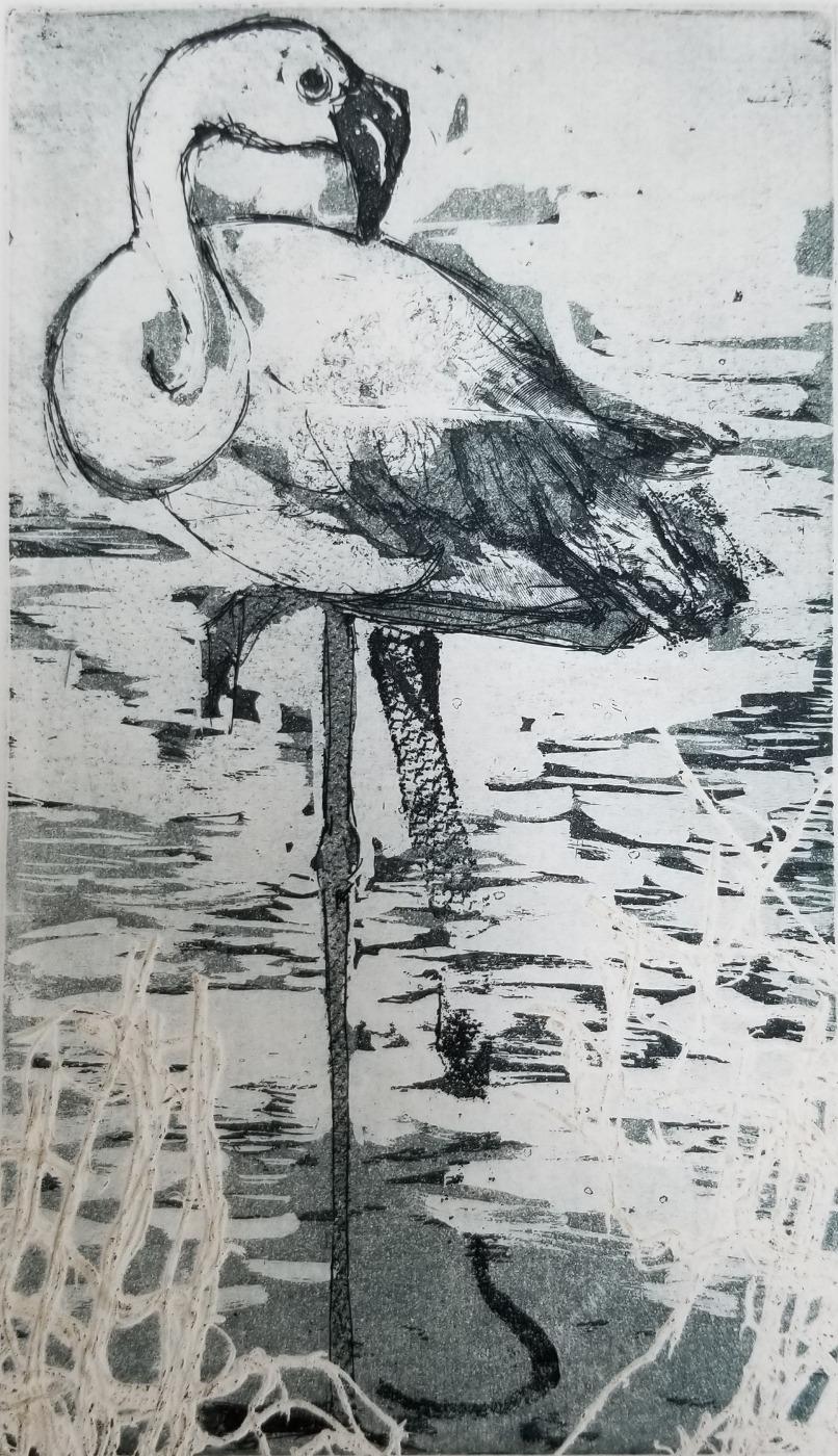 flamant art gravure