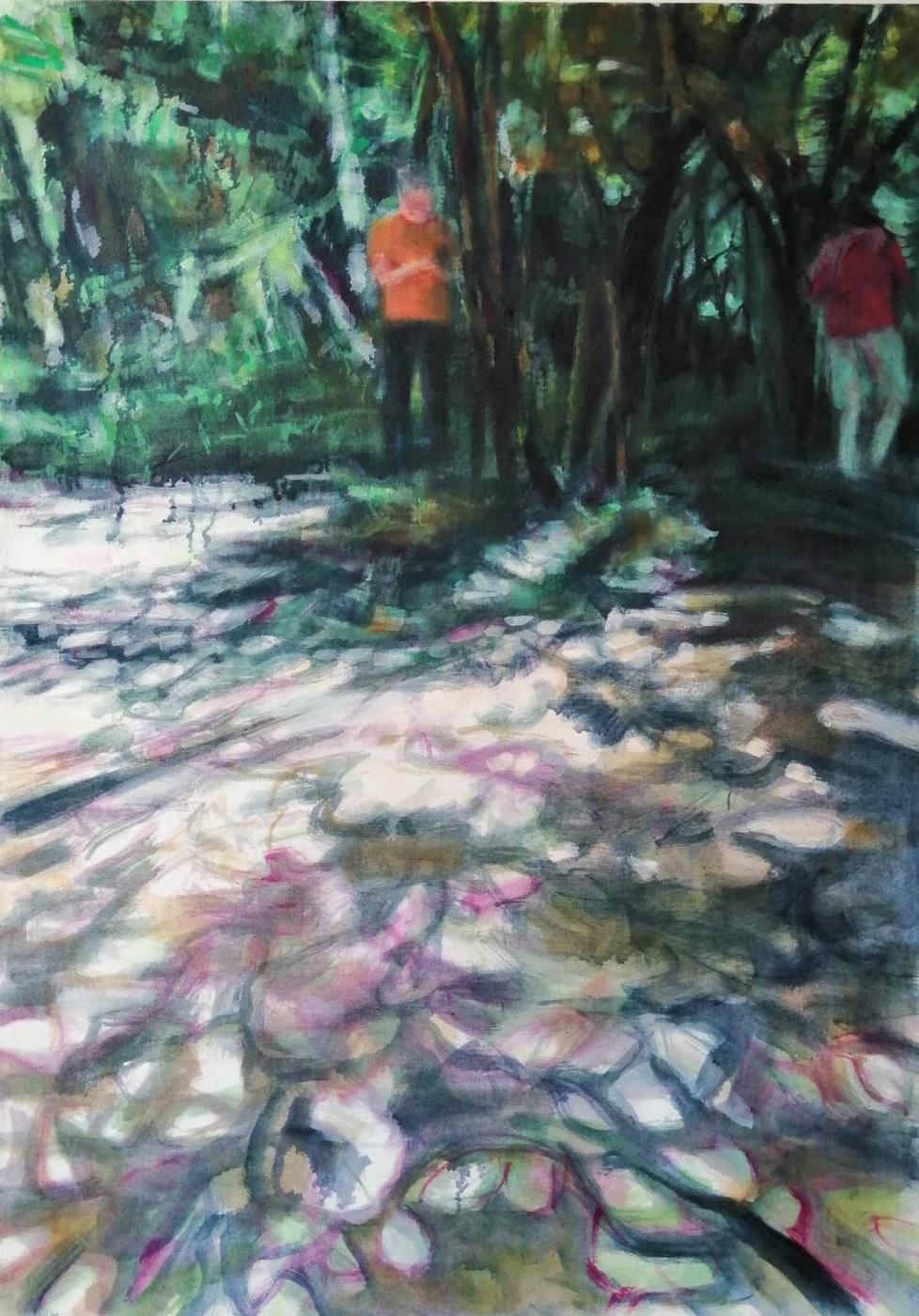 figuratif peinture nature