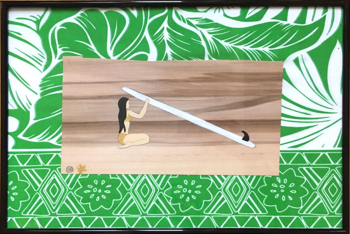 art surf glisse