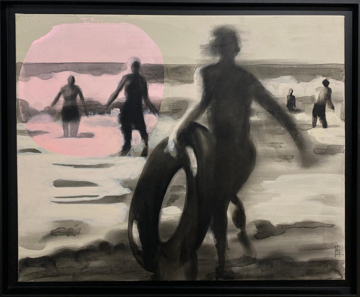 betoulaud peinture bouee vintage