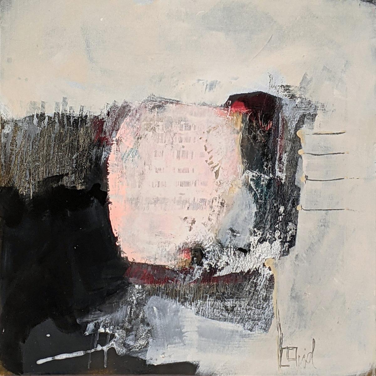 tableau abstrait marseille