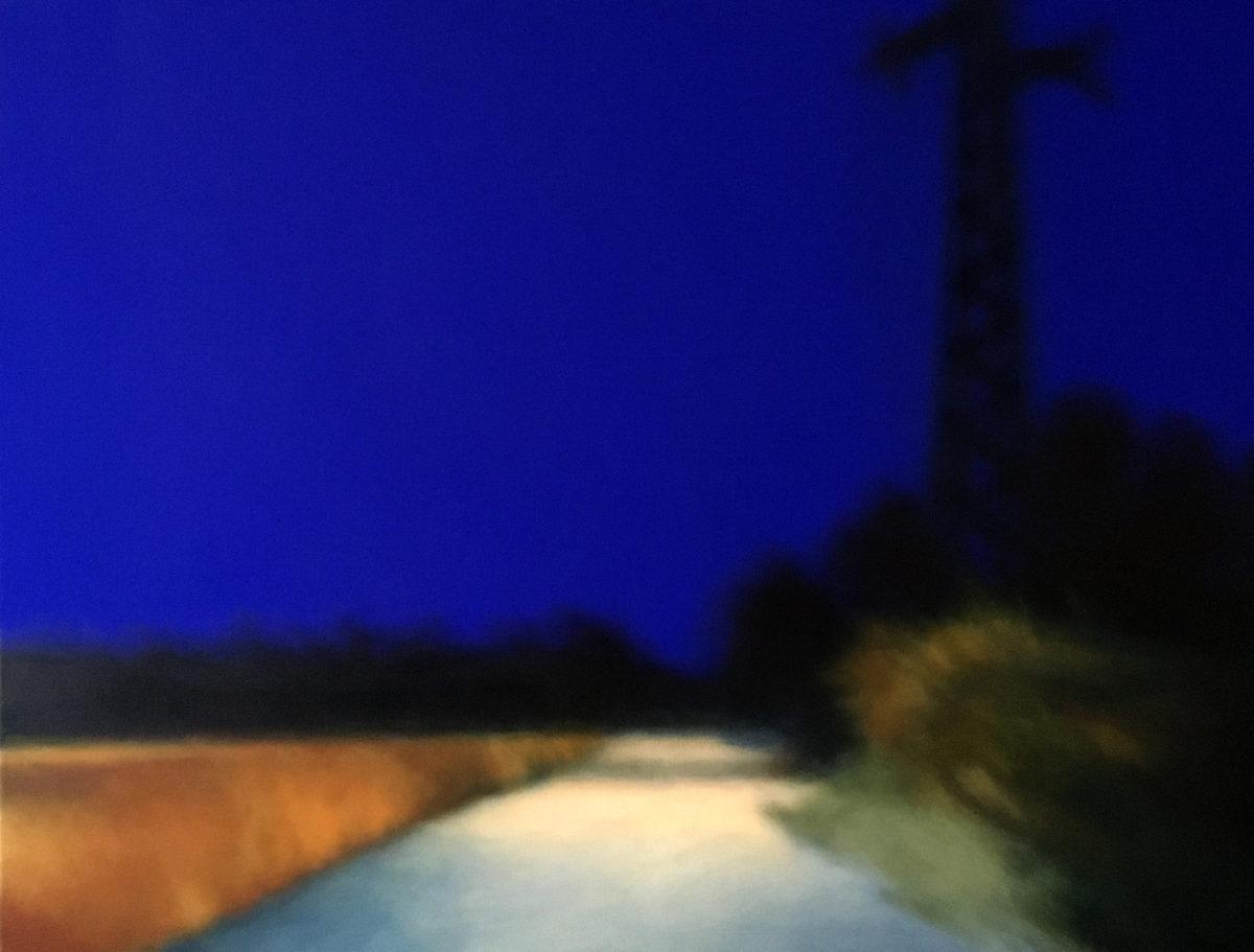 oeuvre bleu klein nature