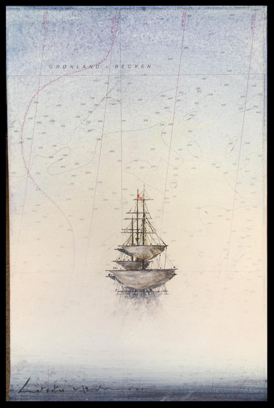peinture bateau marine